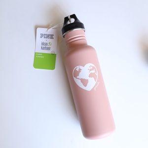 PINK Victoria's Secret klean kanteen water bottle